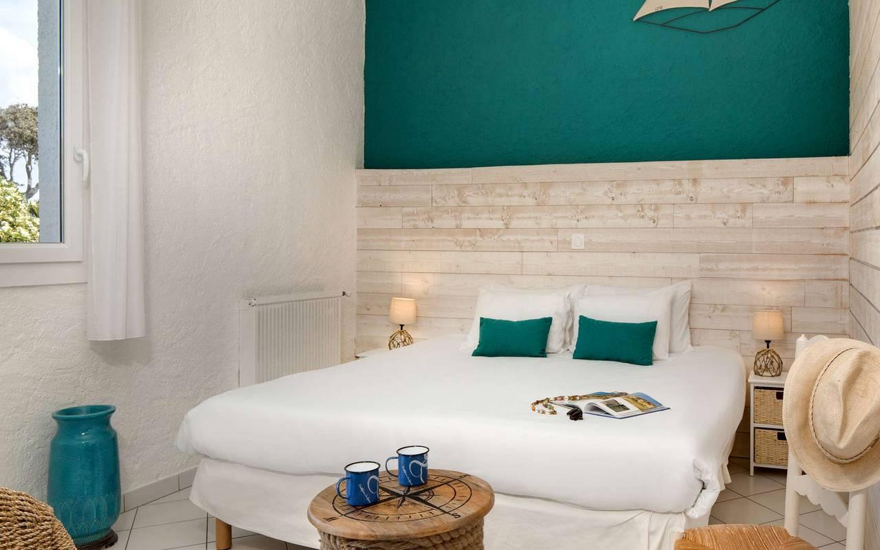 Junior suite, hotel La Cotinière, Ile de Lumière
