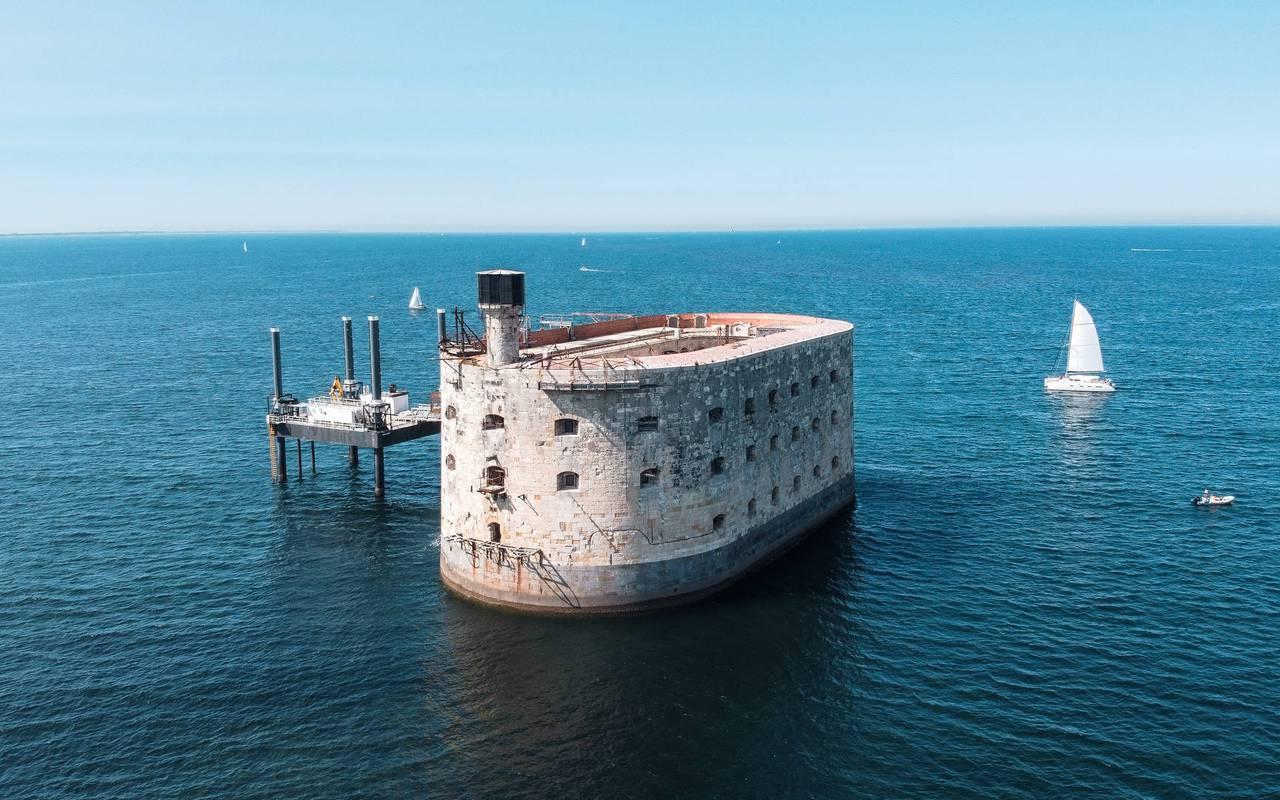 Fort Boyard, séjour Ile d'Oléron, Ile de Lumière