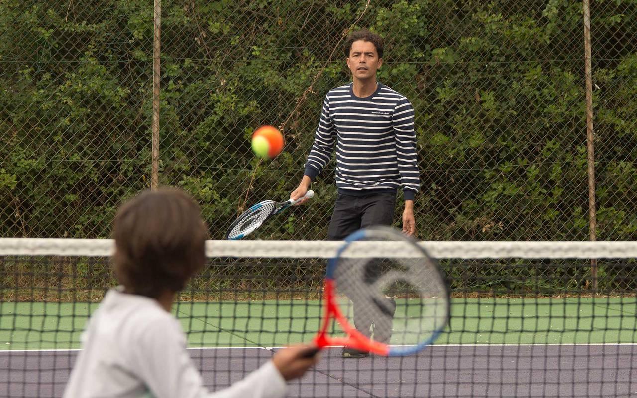 Tennis, séjour Ile d'Oléron, Ile de Lumière